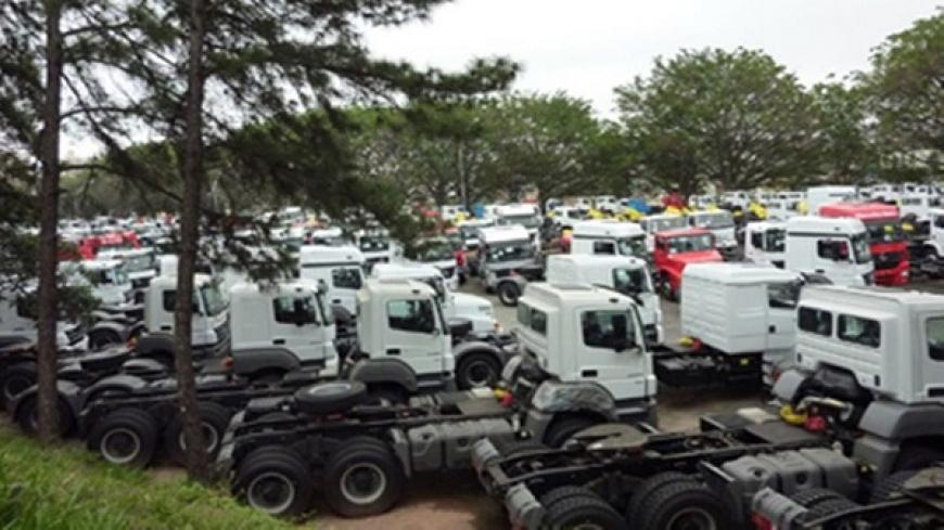 Segmento de caminhões é o maior em produção e mercado interno em 2021